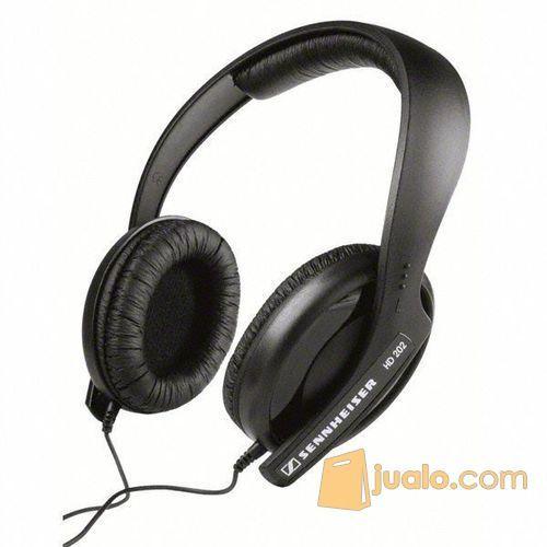Sennheiser HD 202-II Over Ear Headphones (9956955) di Kota Jakarta Barat