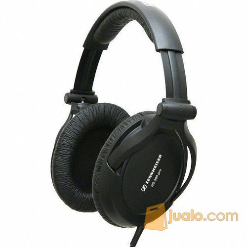 Sennheiser HD 380 PRO Over Ear Headphones (9957469) di Kota Jakarta Barat