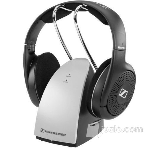Sennheiser RS 120 II Audio Headphones Stereo Wireless (9957593) di Kota Jakarta Barat