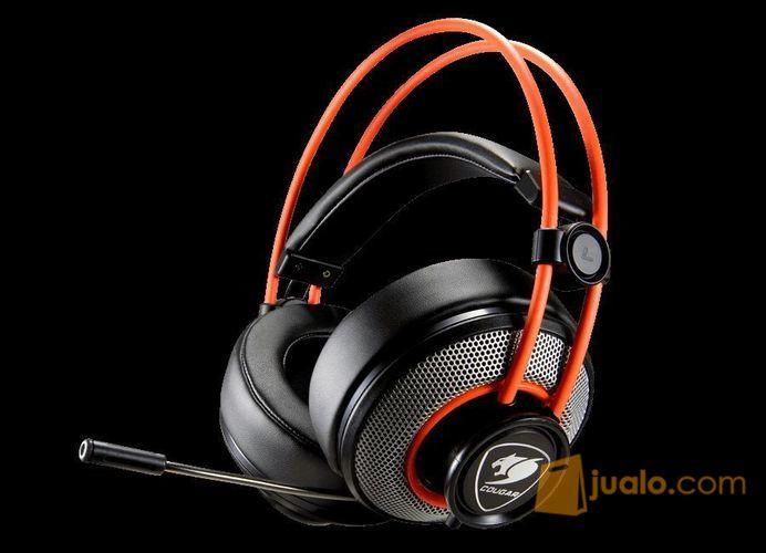 Cougar Gaming Headset Immersa - Impressive Sound Quality (9958501) di Kota Jakarta Barat