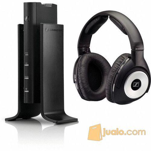 Sennheiser RS 170 Wireless Home Audio Headphones (9958633) di Kota Jakarta Barat