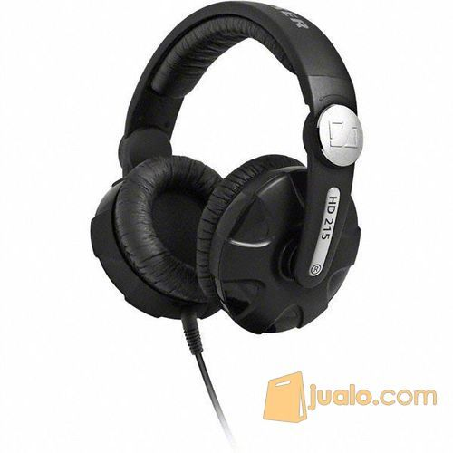 Sennheiser HD 215-II DJ Headphones (9959403) di Kota Jakarta Barat