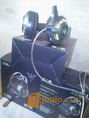 Gaming Head Set NYK HS-N01 HS Headset Murah Berkualitas U/ Pro Gamer (9960177) di Kota Jakarta Barat