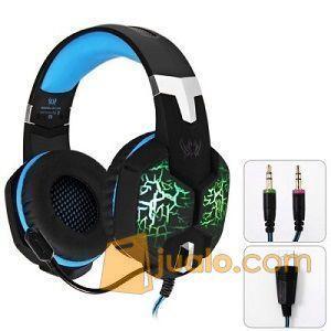 Gaming Headset Kotion Each G-1100 HS Head Set Terbaik U/ Pro Gamer (9962503) di Kota Jakarta Barat