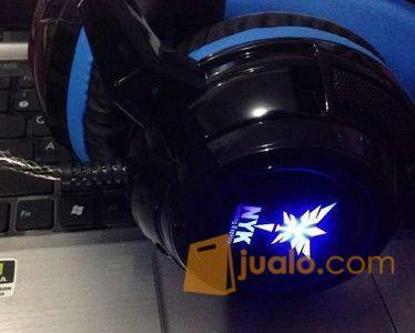 Gaming Head Set NYK HS-N02 HS Headset Murah Bagus U/ Pro Gamer (9963075) di Kota Jakarta Barat