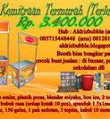 Paket 3 in 1 Bubble Drink, Cappucino Cincau & Kentang Ulir (1085430) di Kota Jakarta Selatan