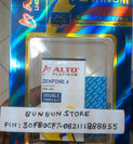 BATERAI ZENFONE 4 DOUBLE POWER 2400mah PLATINUM (1110941) di Kota Depok