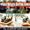Paket Wisata Rafting Songa (11207485) di Kota Surabaya