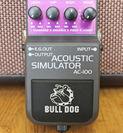 Jual FX Stompbox Bulldog Acoustic Simulator Murah Di Bandung (1173497) di Kota Bandung