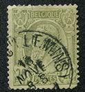 Perangko Langka Belgia King Leopod II tahun edar 1886 (sudah 2 abad lebih) (1224259) di Kota Bekasi
