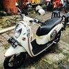 Honda Scoopy Tahun 2015 Mulus Seperti Baru (14271615) di Kota Jakarta Barat