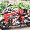 Honda All New Cbr 150 Rr Tahun 2017 Merah Istimewa (14348229) di Kota Jakarta Pusat