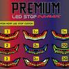 Stoplamp LED Custom PREMIUM Yamaha N Max Terbaik Best Seller (15281657) di Kota Tangerang
