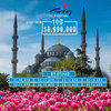 10 Hari Paket Tour Best Of Turkey Plus Tulip Festival (19011131) di Kota Jakarta Pusat