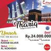 Umroh + City Tour Malaysia (21271035) di Kota Surabaya