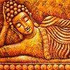 Lukisan Golden Buddha (21955539) di Kota Denpasar
