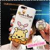 Custom Case Winnie The Pooh & Cony Brown (22187995) di Kota Jakarta Timur