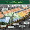 Grand Batavia Tangerang Pondasi Paku Bumi 2lantai Dp.18x (22285611) di Kota Tangerang