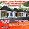 Rumah Baru Cicilan 2jtan Tanpa Dp Free Biaya Biaya (22394299) di Kota Bogor