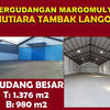 Gudang Besar Tambak Langon Surabaya Dkt Margomulyo Osowilangun (23213595) di Kota Surabaya