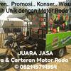 Di Sidoarjo Sewa Carteran Motor Usaha Roda Tiga Viar Tossa Fukuda Dorkas (23239923) di Kab. Sidoarjo
