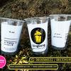 Sablon 2 Warna Cup Plastik 16 Oz 7 Gram Tanpa Tutup (23255327) di Kota Malang
