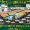 Grand Batavia Dp.Cicil 18bulan Bebas Banjir Tangerang (23462763) di Kota Tangerang