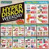 Katalog Promo Hyper Diskon Weekday Hypermart Periode 3-5 Maret 2020 (23901259) di Kota Jakarta Selatan