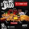 KFC Promo Paket Menu Oh My Jago, Semua Serba Rp. 10.000! (23974223) di Kota Jakarta Selatan