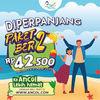 Promo Ancol Paket Berdua Rp 42.500 (24083207) di Kota Jakarta Selatan
