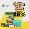 Blibli Promo Surabaya Super Sale Diskon Hingga 25% Mulai 16-31 Maret 2020 (24086287) di Kota Surabaya