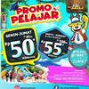 The Jungle Waterpark Bogor Promo Pelajar Only Rp. 50-55.000! (24107959) di