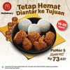 Mcdonald's Promo PaMer 5 & PaMer 7 (24140651) di Kota Jakarta Selatan