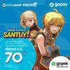 Codashop Promo Hopay Hemat s/d 70& Top Up Dragon Nest (24751295) di Kota Jakarta Pusat