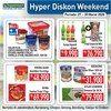 Hyper Mart Diskon Weekend (24769851) di Kota Jakarta Selatan