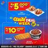 Domino's Pizza Crazy Deal Week (24841863) di Kota Jakarta Selatan