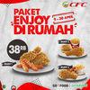 CFC Promo Paket Enjoy Di Rumah April 2020 (25571079) di Kota Jakarta Selatan