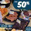 OTW Food Street Disc. 50% Off (26055883) di Kota Jakarta Selatan