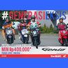 Honda Genio Program Sales April Juni spesial diskon minimal Rp 400.000 (26058403) di Kota Jakarta Selatan