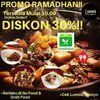 LUMOS HOTEL PROMO ONLINE ORDER ONLY DISKON 30% GOFOOD / GRABFOOD (26140631) di Kota Malang