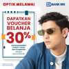 Optik Melawai Promo Voucher BRI 30% (26148055) di Kota Jakarta Selatan
