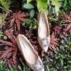 Gold Sepatu Pesta Wanita Heels Import On Sale (26284015) di Kota Bandung