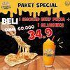 Mastercheese Pizza Promo Paket Special (26338711) di Kota Jakarta Selatan
