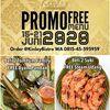 Kinley Bistro Home Delivery Promo (26412851) di Kota Jakarta Selatan