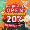 ZENBU House Re-Open 20% Discount All Food (26476091) di Kota Jakarta Selatan