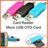 OTG (On The Go) Card Reader USB Type A Or USB Micro Male (26536939) di Kab. Grobogan