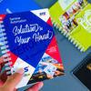 Souvenir Buku Kerja Memo Custom Perusahaan (26641051) di Kota Tangerang