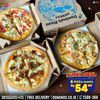 Domino's Pizza 4 Pizza Mania CUMA 54rb-an (26942907) di Kota Jakarta Selatan