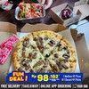 DOMINO'S PIZZA FUN DEAL (27566427) di Kota Jakarta Selatan