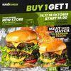 Burger Bangor Promo Buy1 Get 1 (28503175) di Kota Jakarta Selatan